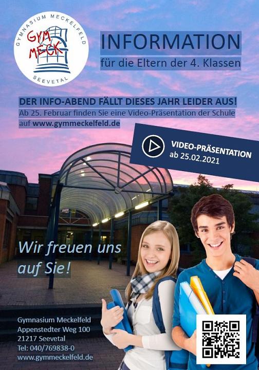 Info-Abend Gymnasium Meckelfeld fällt aus©Grundschule Fleestedt